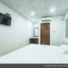 Metro City Hotel 3* Номер Делюкс с различными типами кроватей фото 11