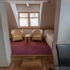 Отель Zakątek Pod Smrekami Апартаменты фото 13
