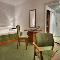 Three Crowns Hotel Prague 4* Номер категории Эконом с различными типами кроватей фото 3