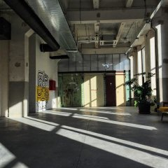 Fabrika Hostel & Suites - Hostel интерьер отеля фото 3