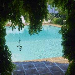 Отель Casa del Glicine Сполето бассейн фото 3