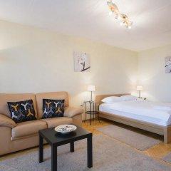 Апартаменты LikeHome Апартаменты Полянка Студия Делюкс с разными типами кроватей фото 10