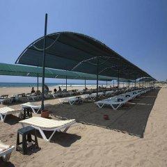 Side Star Resort Турция, Сиде - отзывы, цены и фото номеров - забронировать отель Side Star Resort онлайн пляж