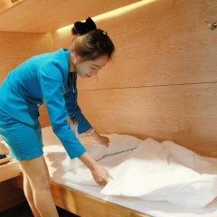Отель VATC SleepPod Terminal 2 Стандартный номер с различными типами кроватей фото 3