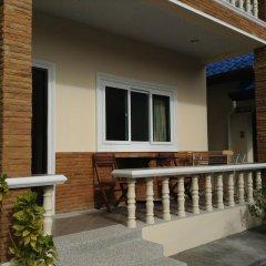 Отель Wattana Bungalow Улучшенный номер с различными типами кроватей фото 7