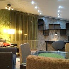 Мини-Отель Amosov's House Улучшенные апартаменты с различными типами кроватей фото 2