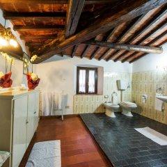 Отель Il Reggiolo Реггелло ванная