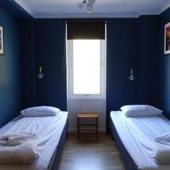 Trolltunga Hotel 2* Стандартный номер с 2 отдельными кроватями (общая ванная комната)
