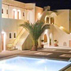 Отель Villa Danezis Греция, Остров Санторини - отзывы, цены и фото номеров - забронировать отель Villa Danezis онлайн бассейн
