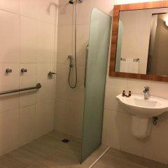 Отель Gran Continental Hotel Бразилия, Таубате - отзывы, цены и фото номеров - забронировать отель Gran Continental Hotel онлайн ванная