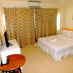 Отель Befine Guesthouse 2* Стандартный номер двуспальная кровать фото 8
