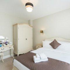 Отель Docklands Lodge London 3* Стандартный номер Делюкс с различными типами кроватей фото 4