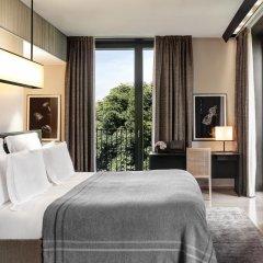 Bulgari Hotel Milan 5* Номер категории Премиум с различными типами кроватей фото 2