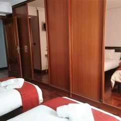 Отель Pensión Amara Стандартный номер с двуспальной кроватью (общая ванная комната) фото 5