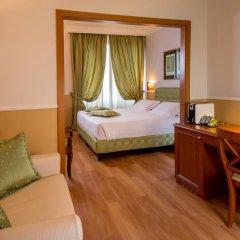 Отель Milton Roma 4* Представительский люкс