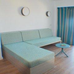 Отель Apartamentos Playa Moreia Улучшенные апартаменты с различными типами кроватей фото 3