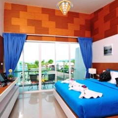 Отель Phuket Jula Place 3* Номер Делюкс с различными типами кроватей фото 9