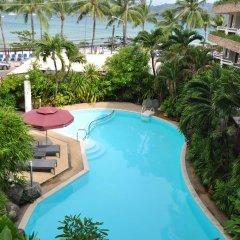 Отель The Bliss South Beach Patong бассейн фото 3
