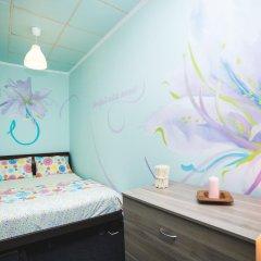 Art Hostel Contrast Номер с общей ванной комнатой с различными типами кроватей (общая ванная комната) фото 3