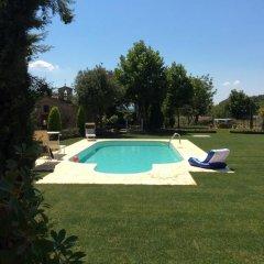 Отель Podere Buriano Ареццо бассейн фото 2