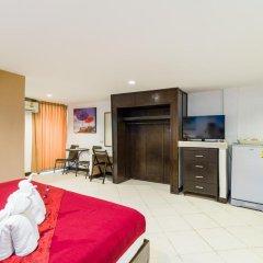 Rich Resort Beachside Hotel 2* Номер Делюкс с различными типами кроватей фото 6