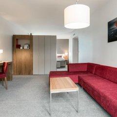 Quality Hotel Residence 3* Стандартный семейный номер с двуспальной кроватью