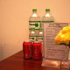 Отель Green Leaves Далат питание фото 2