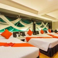 Отель Nova Platinum 4* Улучшенный номер фото 3