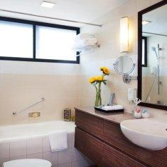 Отель Somerset Grand Hanoi 4* Улучшенные апартаменты с различными типами кроватей фото 3