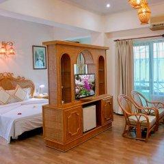 Green Hotel Nha Trang 3* Номер Делюкс фото 9