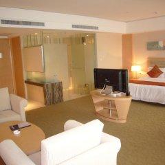Grand Metropark Hotel Suzhou 4* Номер Делюкс с различными типами кроватей
