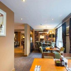 Отель Premier Inn London St.Pancras Великобритания, Лондон - отзывы, цены и фото номеров - забронировать отель Premier Inn London St.Pancras онлайн интерьер отеля фото 3