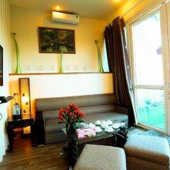 A25 Hotel - Quang Trung 2* Номер Делюкс с различными типами кроватей фото 9