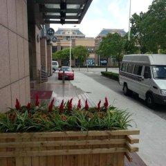 Отель Joyful star Hotel Pu Dong Airport WanXia Китай, Шанхай - 1 отзыв об отеле, цены и фото номеров - забронировать отель Joyful star Hotel Pu Dong Airport WanXia онлайн городской автобус
