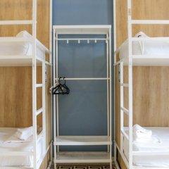 Inhawi Hostel Кровать в общем номере с двухъярусной кроватью фото 28