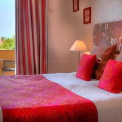 Hotel La Pérouse Nice Baie des Anges 4* Стандартный номер с разными типами кроватей фото 2