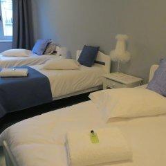 Hostel Cruz Vermelha Стандартный номер разные типы кроватей фото 7