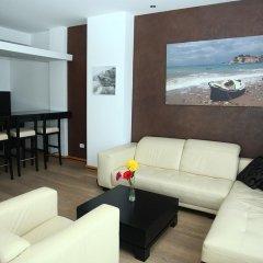 Апартаменты Sky View Luxury Apartments комната для гостей фото 5