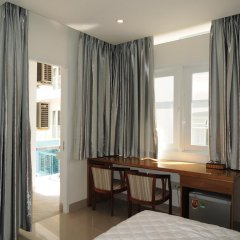 Lee Hotel 2* Номер Делюкс с различными типами кроватей фото 4