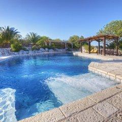 Отель Residence La Mannuta Италия, Гальяно дель Капо - отзывы, цены и фото номеров - забронировать отель Residence La Mannuta онлайн бассейн фото 3