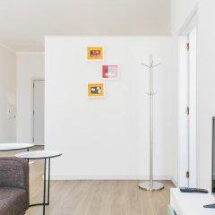 Отель Oportonow-bolhão 3* Улучшенные апартаменты с различными типами кроватей фото 17