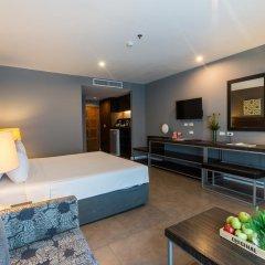 Sea Me Spring Hotel 3* Стандартный номер с различными типами кроватей фото 8