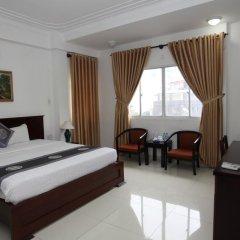 N.Y Kim Phuong Hotel 2* Номер Делюкс с различными типами кроватей фото 7