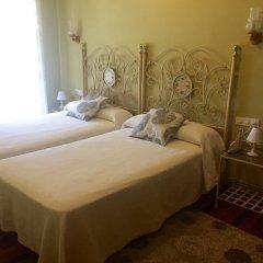 Отель Hostal Galicia Монфорте-де-Лемос комната для гостей фото 3