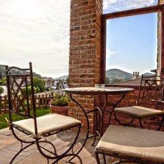 Отель Apartamentos Rurales El Picoretu балкон