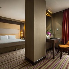 Silk Path Hotel Hanoi 4* Номер Делюкс разные типы кроватей фото 4