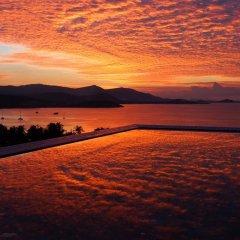 Отель Villa Blanche Таиланд, Самуи - отзывы, цены и фото номеров - забронировать отель Villa Blanche онлайн приотельная территория