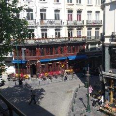 Отель Brussels Centre Бельгия, Брюссель - отзывы, цены и фото номеров - забронировать отель Brussels Centre онлайн балкон