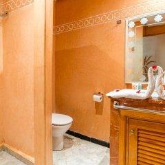 Hotel Les Trois Palmiers 3* Номер Комфорт с различными типами кроватей фото 7