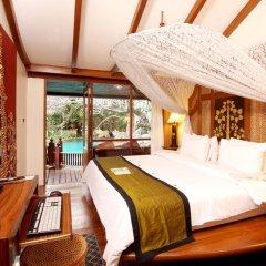 Отель Sawasdee Village 4* Номер Делюкс с двуспальной кроватью фото 6